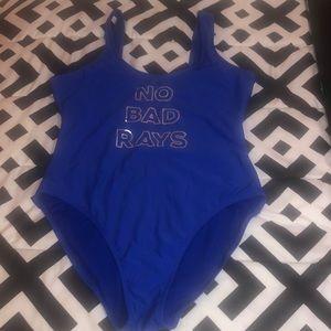 """""""No bad rays"""" bikini"""